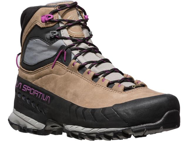 b1e6c2cbb0e La Sportiva TX5 GTX Shoes Women taupe/purple